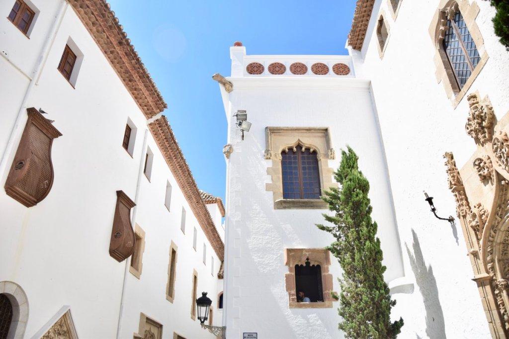 El Palau i el Museu de Maricel / Museus de Sitges