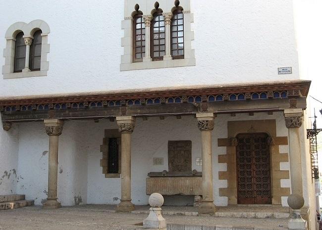 El Racó de la Calma ens espera / Museus de Sitges