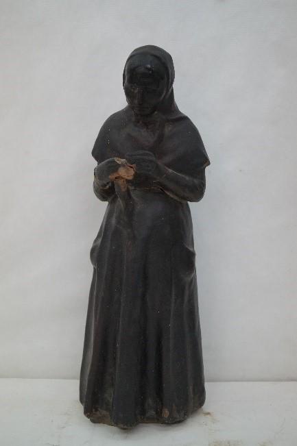 Estat de l'escultura en el moment de la recepció / Museus de Sitges