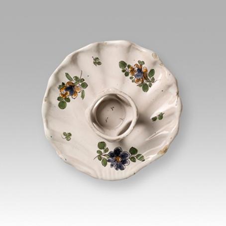 Col·lecció del Cau Ferrat. Alcora, finals segle XVIII- principis XIX